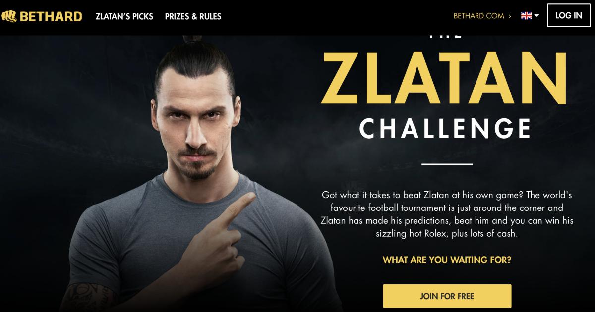 Can you beat Zlatan?